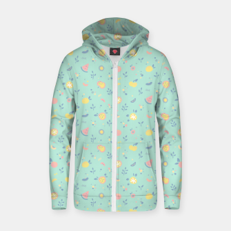 Miniatur Oceana Fruity Bonfire Zip up hoodie, Live Heroes