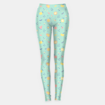 Oceana Fruity Bonfire Leggings thumbnail image