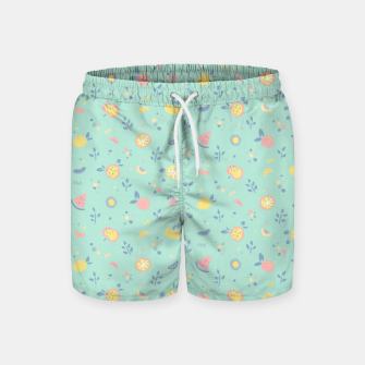 Oceana Fruity Bonfire Swim Shorts thumbnail image