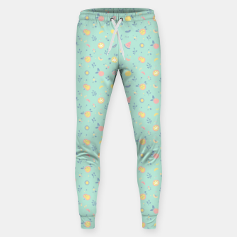 Miniatur Oceana Fruity Bonfire Sweatpants, Live Heroes