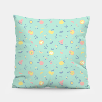 Miniatur Oceana Fruity Bonfire Pillow, Live Heroes