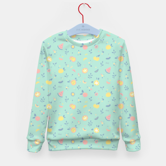 Miniature de image de Oceana Fruity Bonfire Kid's sweater, Live Heroes