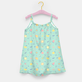 Miniature de image de Oceana Fruity Bonfire Girl's dress, Live Heroes