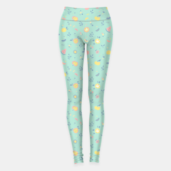 Miniatur Oceana Fruity Bonfire Leggings, Live Heroes