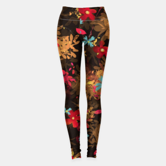 Effloresce Garden  Leggings miniature