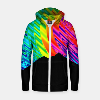 Thumbnail image of Buzz zipped hoody, Live Heroes