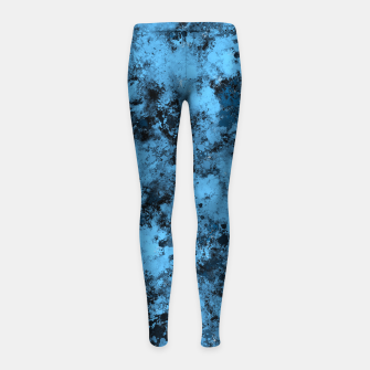 Thumbnail image of Singular Girl's leggings, Live Heroes