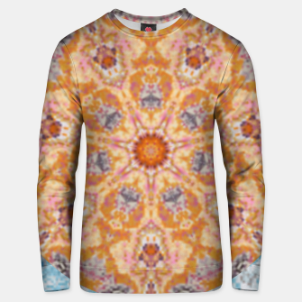 Thumbnail image of Indian Inspired Floral Mandala Design Unisex sweater, Live Heroes