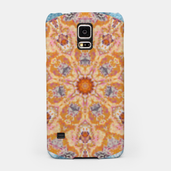 Thumbnail image of Indian Inspired Floral Mandala Design Samsung Case, Live Heroes