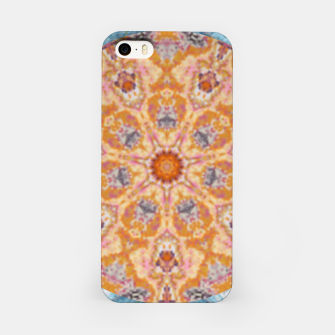 Thumbnail image of Indian Inspired Floral Mandala Design iPhone Case, Live Heroes