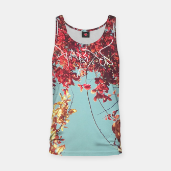 Thumbnail image of Barsitos Red leaves Brand Camiseta de tirantes, Live Heroes