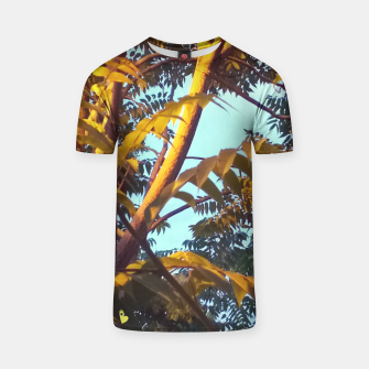 Thumbnail image of Summer Jungle Camiseta, Live Heroes
