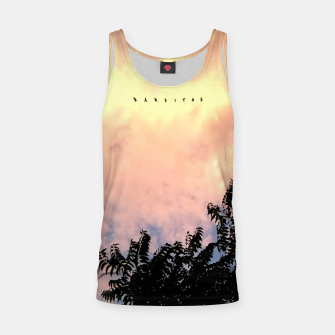 Thumbnail image of Cloudy sunset Camiseta de tirantes, Live Heroes