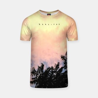 Thumbnail image of Cloudy sunset Camiseta, Live Heroes