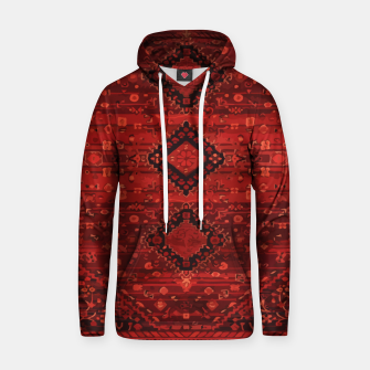 Thumbnail image of Boho Atlas Moroccan Traditional Design Illustration Hoodie, Live Heroes