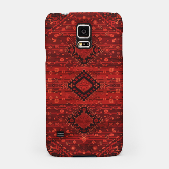 Thumbnail image of Boho Atlas Moroccan Traditional Design Illustration Samsung Case, Live Heroes