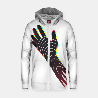 Thumbnail image of Black Lives Matter by #Bizzartino Zip up hoodie, Live Heroes