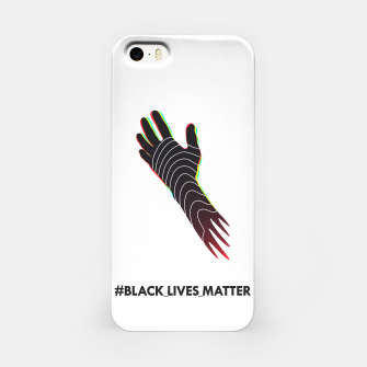 Thumbnail image of Black Lives Matter by #Bizzartino iPhone Case, Live Heroes