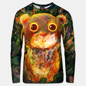 Thumbnail image of bear Unisex sweater, Live Heroes