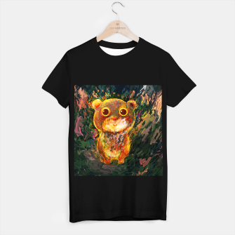 bear T-shirt regular obraz miniatury