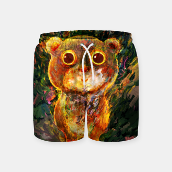 Thumbnail image of bear Swim Shorts, Live Heroes