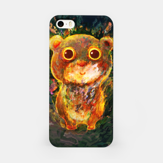 bear iPhone Case obraz miniatury