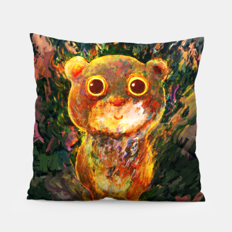 Thumbnail image of bear Pillow, Live Heroes