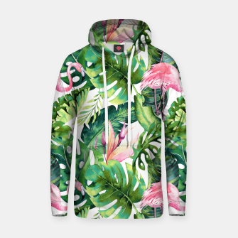 Thumbnail image of Flamingo Tropical II Hoodie, Live Heroes