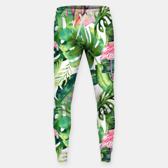 Thumbnail image of Flamingo Tropical II Sweatpants, Live Heroes