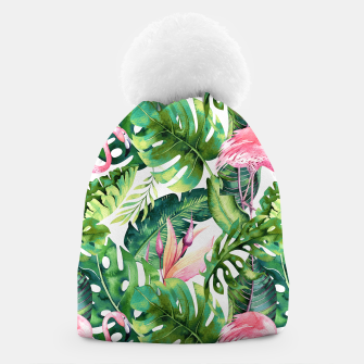 Thumbnail image of Flamingo Tropical II Beanie, Live Heroes