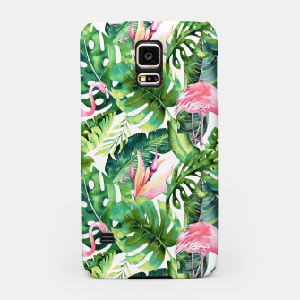 Thumbnail image of Flamingo Tropical II Samsung Case, Live Heroes