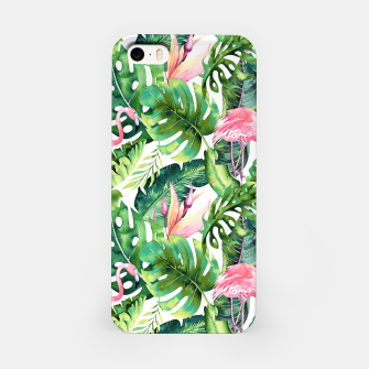 Thumbnail image of Flamingo Tropical II iPhone Case, Live Heroes