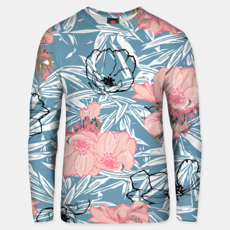 Thumbnail image of Backyard Palm Unisex sweater, Live Heroes