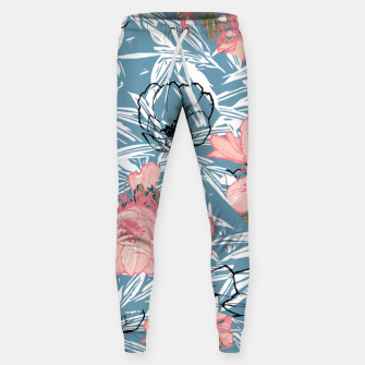 Thumbnail image of Backyard Palm Sweatpants, Live Heroes