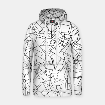 Thumbnail image of B & W Mess Hoodie, Live Heroes