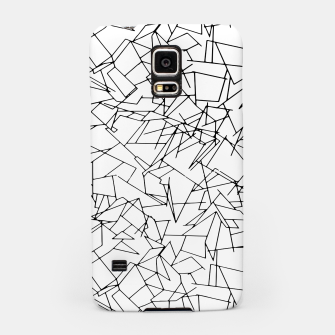 Thumbnail image of B & W Mess Samsung Case, Live Heroes