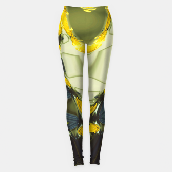 Thumbnail image of Yellow368 Legginsy, Live Heroes