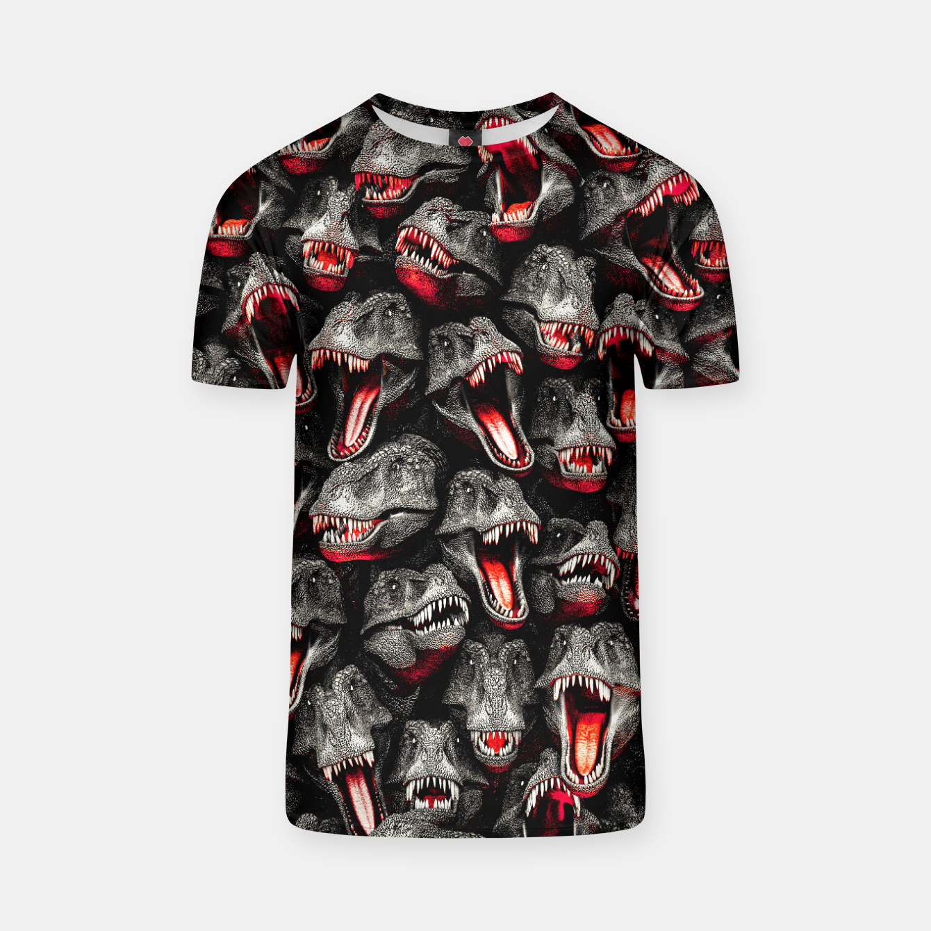 Image of T-Rex Feeding Time T-shirt - Live Heroes