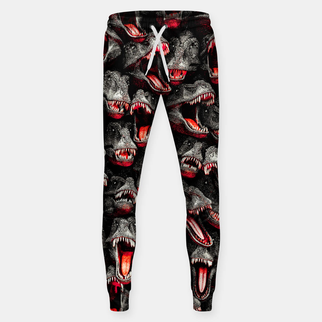 Image of T-Rex Feeding Time Sweatpants - Live Heroes