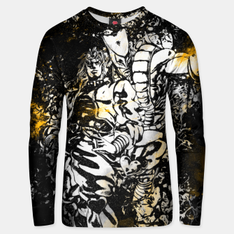 Thumbnail image of Golden Time Stand Sudadera unisex, Live Heroes
