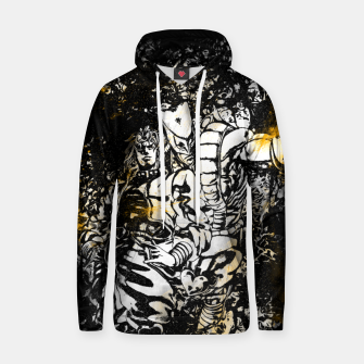 Thumbnail image of Golden Time Stand Sudadera con capucha, Live Heroes