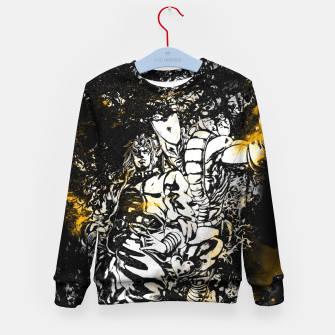 Thumbnail image of Golden Time Stand Sudadera para niños, Live Heroes