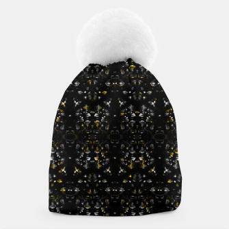 Thumbnail image of Fancy Ethnic Print Beanie, Live Heroes