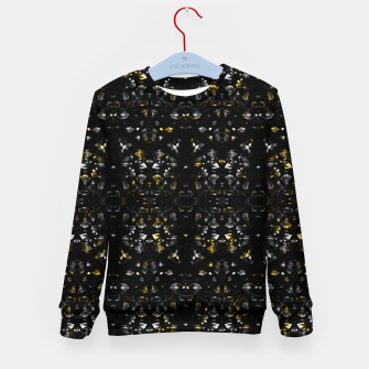 Miniature de image de Fancy Ethnic Print Kid's sweater, Live Heroes