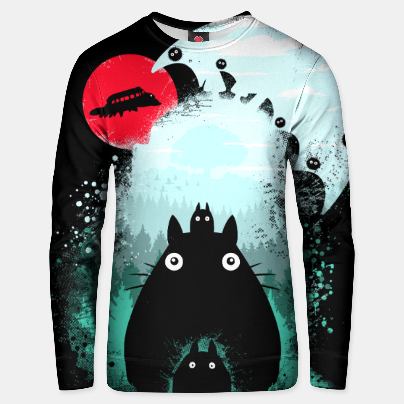 Image of My Neighboro Unisex sweater - Live Heroes