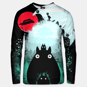 Thumbnail image of My Neighboro Unisex sweater, Live Heroes