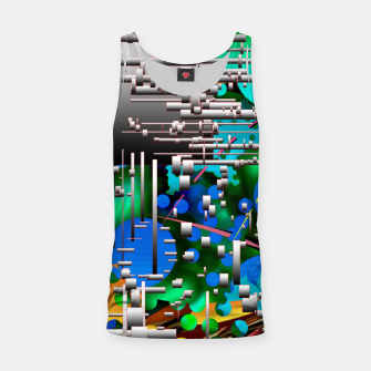Thumbnail image of AcidMacid Tank Top, Live Heroes