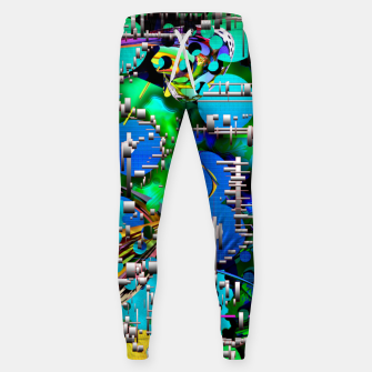 Thumbnail image of AcidMacid Sweatpants, Live Heroes