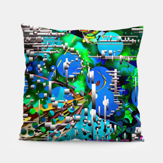 Thumbnail image of AcidMacid Pillow, Live Heroes