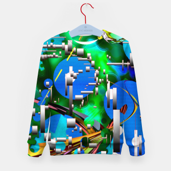 Thumbnail image of AcidMacid Kid's sweater, Live Heroes